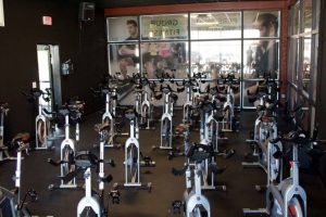 Xtreme Fitness Cycling Studio Group Classes St. Petersburg Fl 33704 Indoor Cycling 1